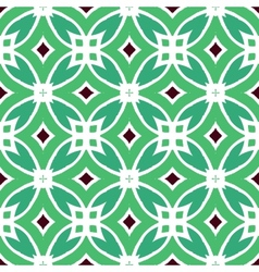 multicolor ethnic pattern vector image vector image