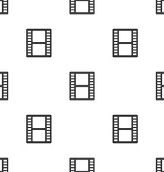 film seamless pattern vector image