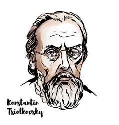 Konstantin tsiolkovsky vector
