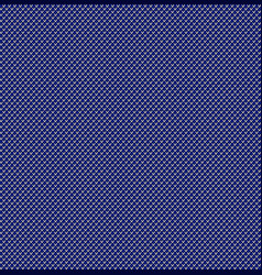 seamless knitted background vector image