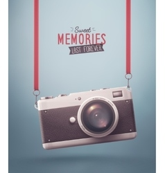 Sweet Memories vector image