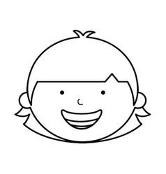 Australian little boy character vector
