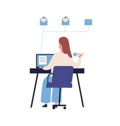 Concept productive self organization effective vector