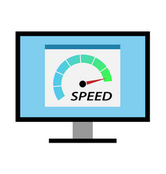 High speed internet computer test vector