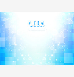 Medical and healthcare background template vector