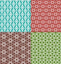 Moroccan patterns2 vector