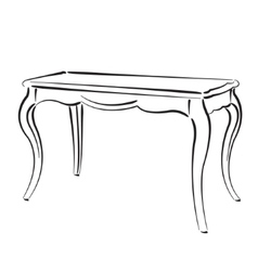 Sketched table Table sketch vector