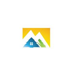 Cypress logo template vector