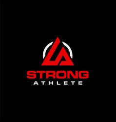 Sa logo vector