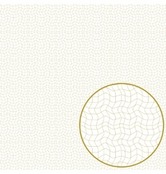 vector seamless guilloche background vector image