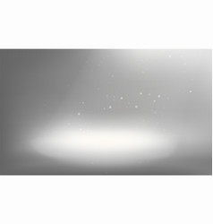 abstract gray dynamic background with light vector image