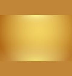 abstract background gradient golden gold luxury vector image vector image