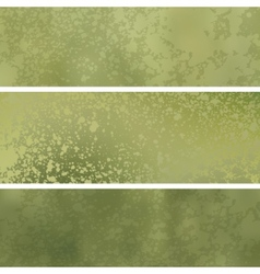 gold grunge background with space for text eps 8 vector image
