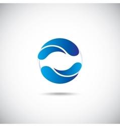 Design elements Water icon vector