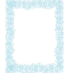 Background frost on window vector