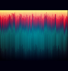 Glitch background image data distortion color vector
