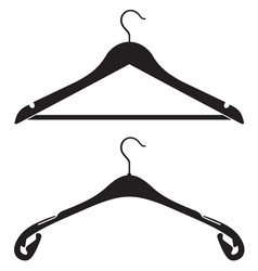Hanger icon resize vector