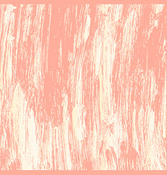 Pink background with white paint strokes vector