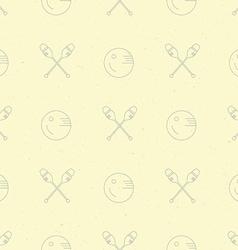 Rhythmic Gymnastics Pattern vector image