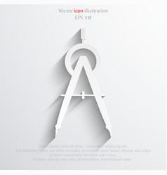 divider icon vector image