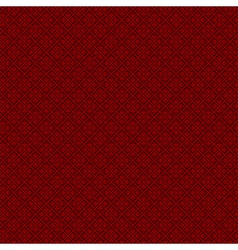 Casino poker background red colors Seamless vector image