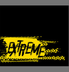 Extreme grunge background vector