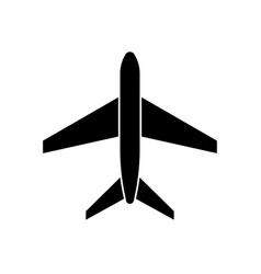 airplanes icon plane icon passenger airplane vector image