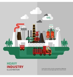 Heavy Industry vector