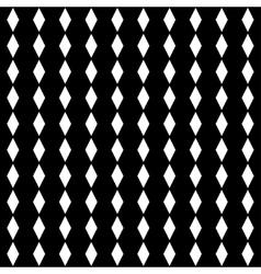 Rhombus geometric seamless pattern 3603 vector image