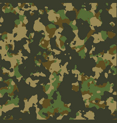 Texture camouflage military repeats army vector