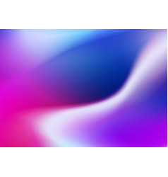 abstract colorful smooth gradient background vector image