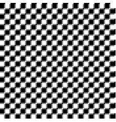 Offset squares seamless geometric pattern emboss vector