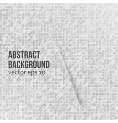abstract background triangle and white vector image