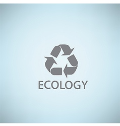 Ecology themed abstract background concept EPS10 vector image
