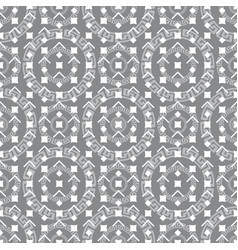 fashion seamless tile pattern vector image