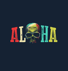 Aloha vector