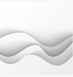 Background with curve line element vector