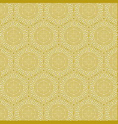 Seamless repeating endless ornament 19 vector
