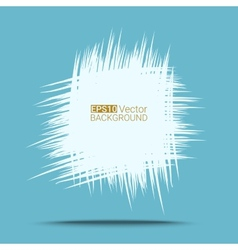 Scribble Square vector image