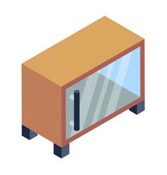 Almirah box vector