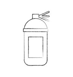 Liquid paint lacquer vector