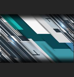 Metal stripes background vector