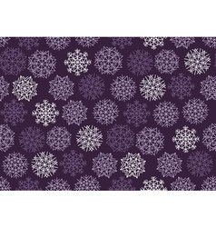 Violet purple color background snow fabric sample vector