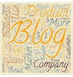 JP business blogs text background wordcloud vector image