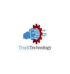 Truck icon templatecreative logo design element vector