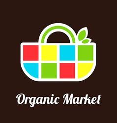 OrganicM vector image vector image