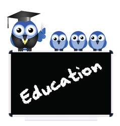 Education message vector