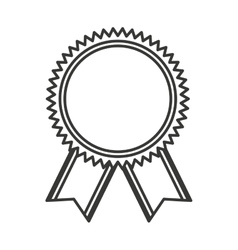 Medal price winner award vector