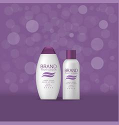 Shampoo battle vector