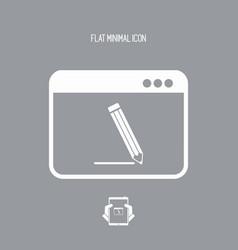software for digital design vector image